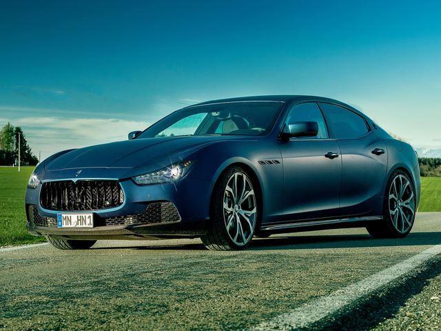 Novitec Unleashes 476 Hp Maserati Ghibli Carbuzz