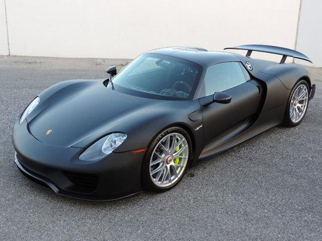 The Price Of The Porsche 918 Is Too High! - CarBuzz