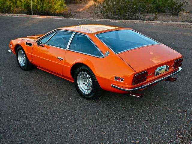 Unique Of The Week 1973 Lamborghini Jarama Gts Carbuzz