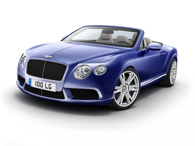 2013 Bentley Continental GTC V8 Convertible Joins GT Coupe at ...