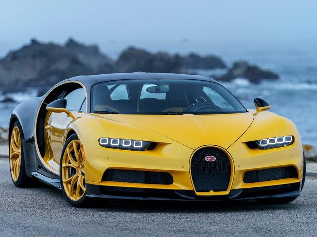 unlike the bugatti veyron, the chiron's tires don't cost $42k per