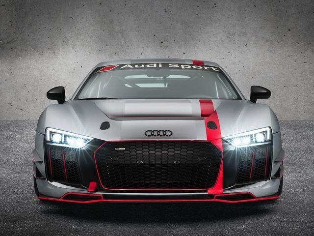 Race Ready Audi R8 Lms Gt4 Is A 232000 Track Weapon Carbuzz