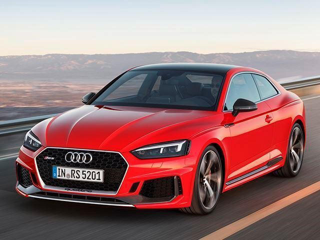 Audi Sport To Launch 5 New Rs Performance Machines By 2020