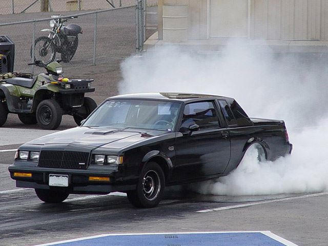 The Buick GNX Is Faster Than A Ferrari F40 On The Quarter Mile - CarBuzz