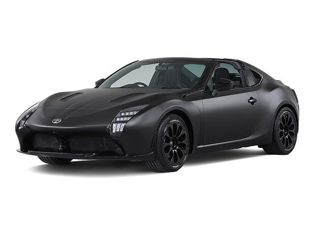 Toyota GR HV Sports Concept Is A Hybrid 86 With A Targa Top   CarBuzz