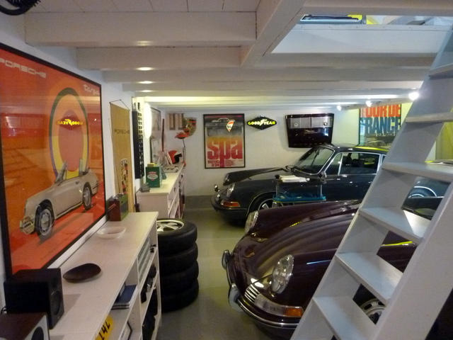 This Is How To Build Your Porsche Exclusive Garage   CarBuzz