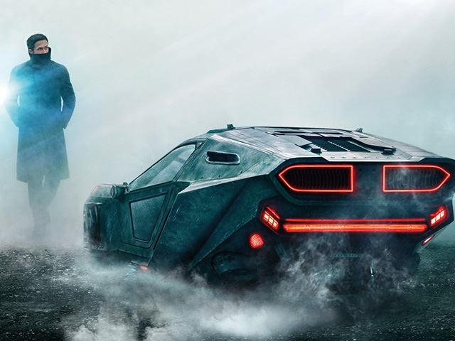 Did You Spot Peugeot S Flying Car Cameo In Blade Runner 2049 Carbuzz