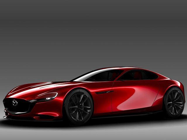 Mazda S Upcoming Rotary Engine Won T Power A New Sports Car Carbuzz