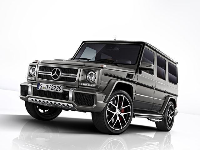 Say Goodbye To The G Class With The Mercedes Amg G65 Final Edition