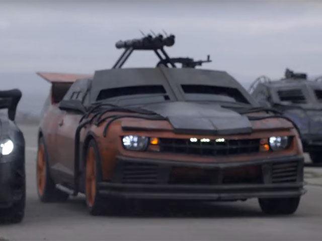 Original Death Race  Cars