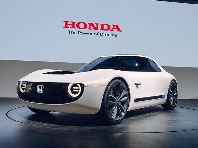 Honda Sports EV Concept Could Be The S2000u0027s Spiritual Successor ...