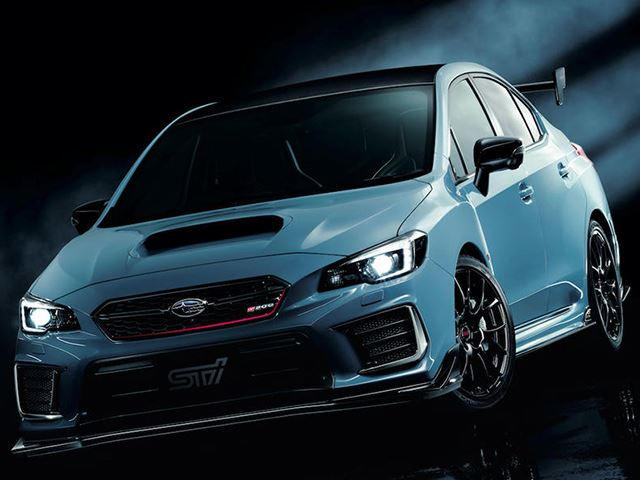Subaru S208 Special Edition Is The Most Powerful Wrx Sti