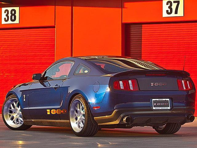 This Is The Shelby 1000: A Mustang GT With 1,000 HP - CarBuzz
