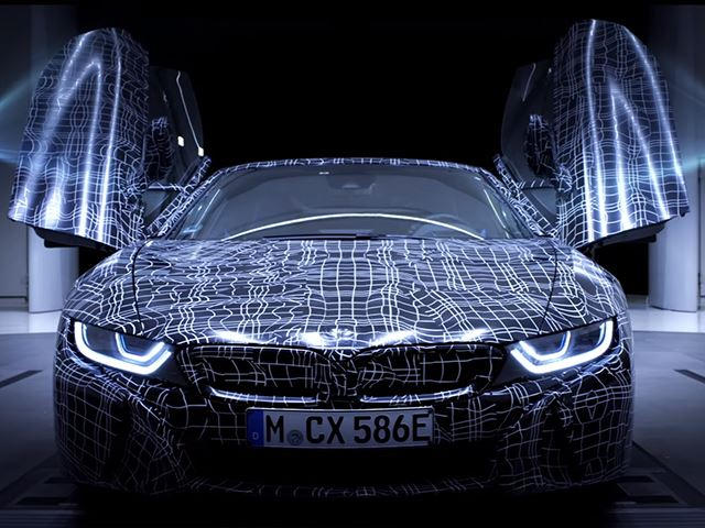 Bmw I8 Roadster Will Have Double The Electric Range Of The Coupe