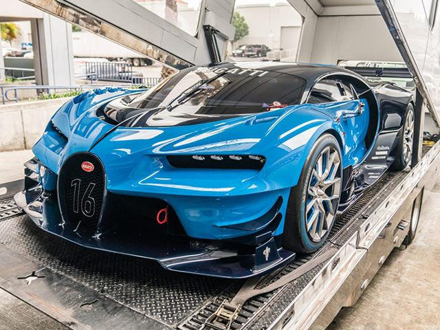 californian car collector buys bugatti vision gt concept. Black Bedroom Furniture Sets. Home Design Ideas