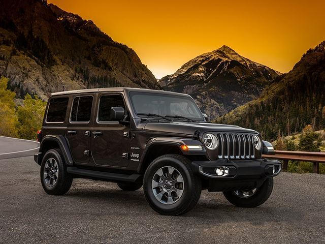The 2018 Jeep Wrangler V6 Is Actually Quite Fuel Efficient For An