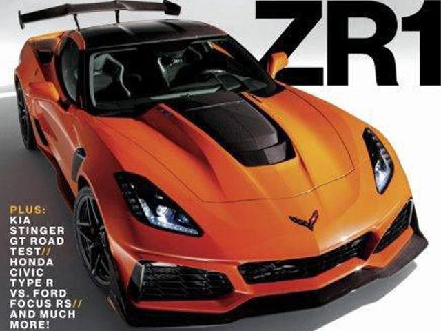 New Corvette ZR1 Leaks With 750-HP And 210 MPH+ Top Speed - CarBuzz