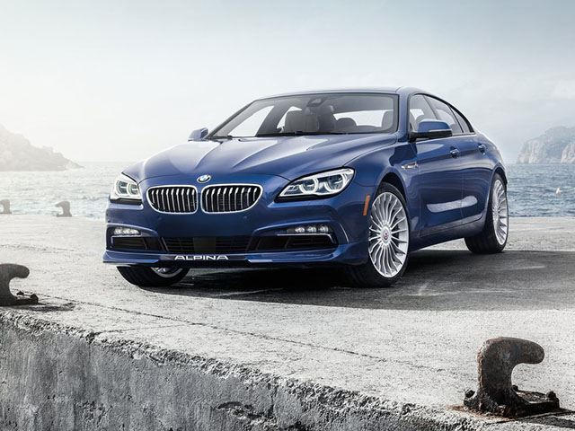 Used Alpina Models That Are Way Cooler Than Buying A BMW M Car - Bmw alpina for sale usa