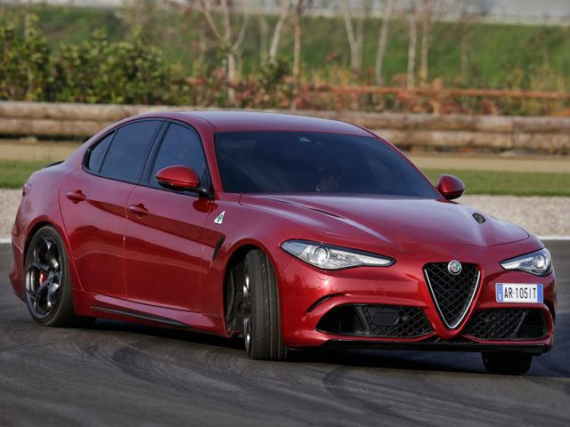 Will There Be A 2019 Alfa Romeo Giulia Veloce With 350 Hp Carbuzz