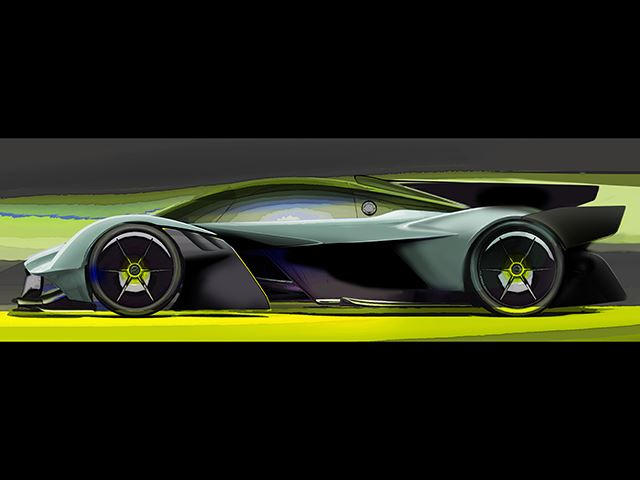 This Is The Awe Inspiring Aston Martin Valkyrie Amr Pro Carbuzz