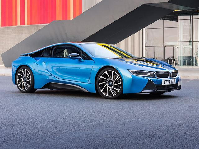You Can Now Buy A Bmw I8 For Around Half Its Original Price Carbuzz