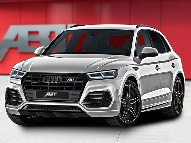 Audi Rs Q5 >> This Is The Next Best Thing To An Audi Rs Q5 Carbuzz