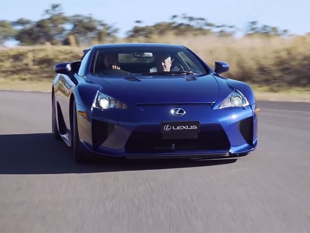 Can The New Lexus LC500 Possibly Live Up To The LFA Supercar ...