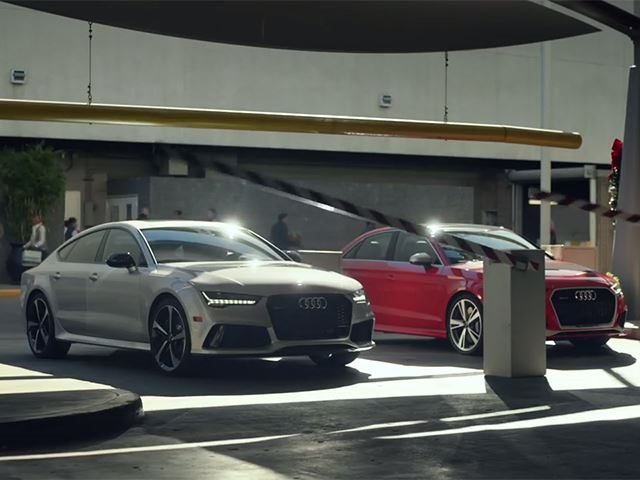 This Audi Commercial Will Get You Pumped To Shop For The Holidays