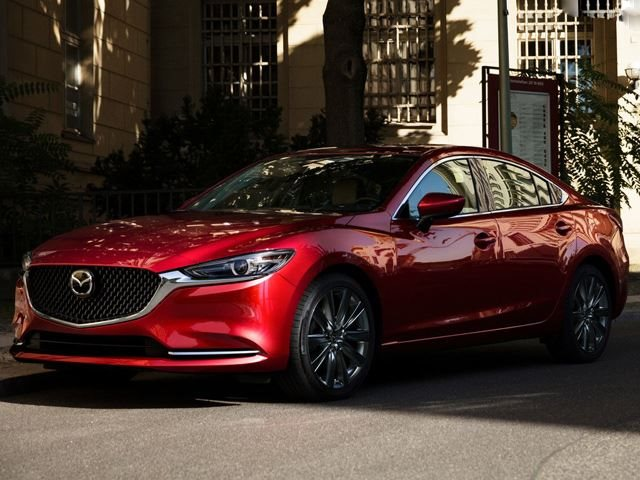 Say Hello To The 2018 Mazda6 More Premium And Lots Of Torque Carbuzz