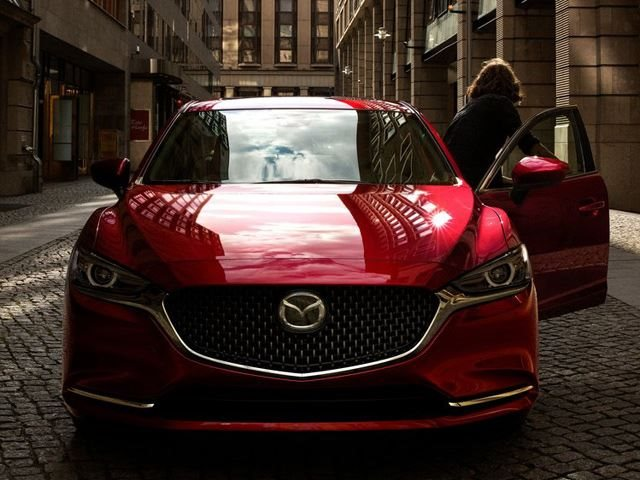 Say Hello To The 2019 Mazda6 More Premium And Lots Of Torque Carbuzz