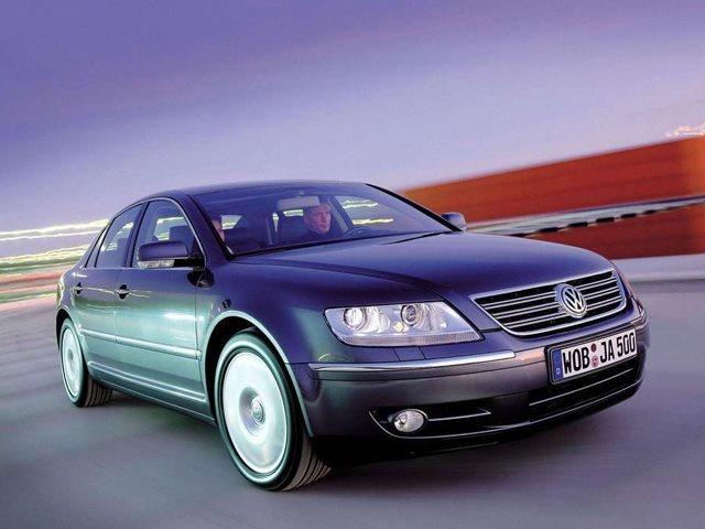 Biggest Automotive Missteps Volkswagen Phaeton Carbuzz