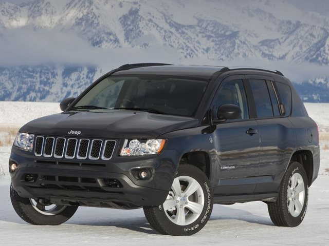 Cars Nobody Asked For: Jeep Compass/Patriot   CarBuzz