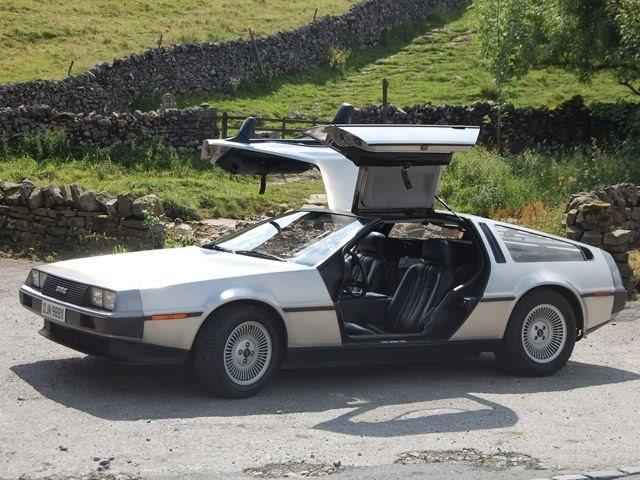 Expensive Failures: DeLorean DMC-12 - CarBuzz