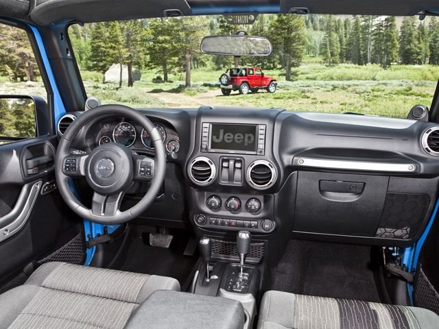 Perfect Off Road Wonders: Jeep Wrangler Unlimited Vs. Toyota FJ Cruiser ...