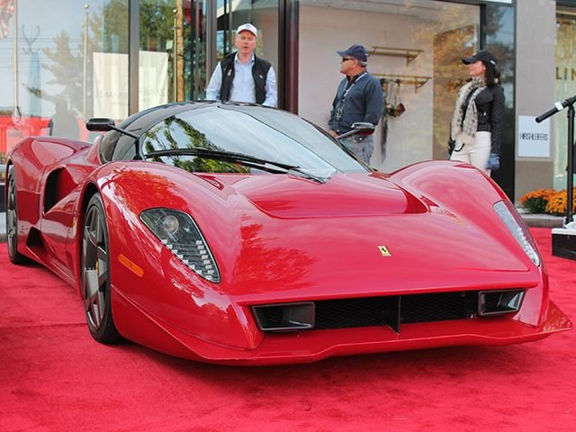 You Know Your Car Show Is Great When The Ferrari P Shows Up CarBuzz - When is the car show