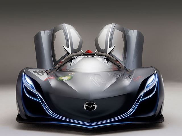 Lost Concept Cars: Mazda Furai   CarBuzz