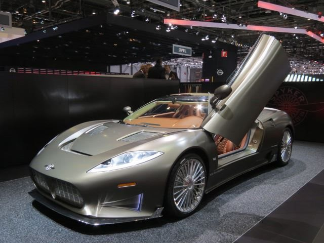The Gorgeous Spyker C8 Preliator Will Cost The Same As A Small House ...
