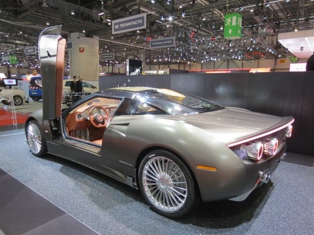 The Gorgeous Spyker C8 Preliator Will Cost The Same As A Small House