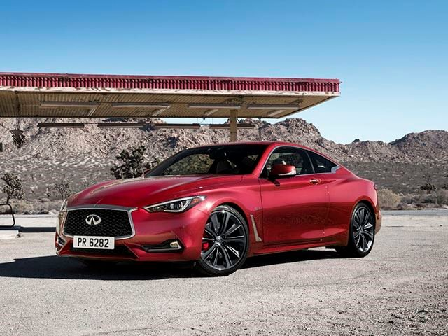 Is The Q60 The Car That Will Bring Infiniti Back Into The Spotlight