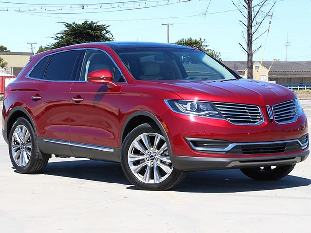 In This Case I Happened To Be Behind The Wheel Of The  Lincoln Mkx Awd And It Was Inside The Cappuccino Colored Leather Cockpit That I