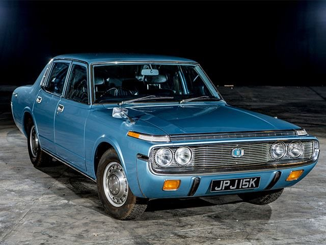 Why Cant Toyota Build New Cars As Cool As This Rare Crown De Luxe - Cool new cars
