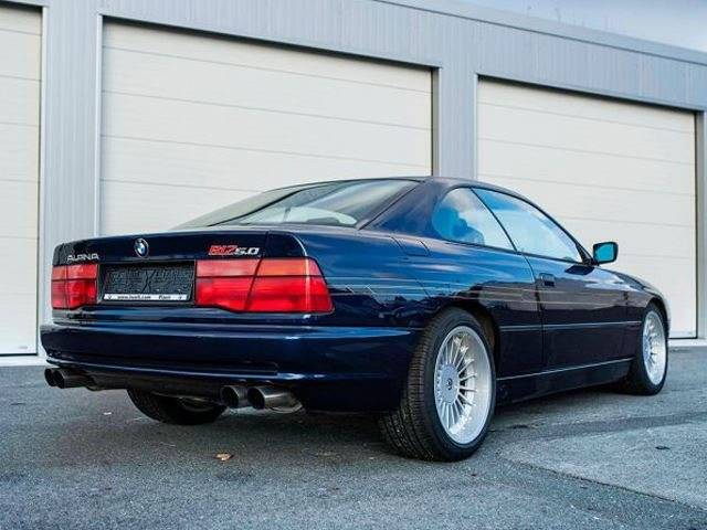 This V12-Powered Alpina B12 Is The BMW 8 Series Of Our Dreams - CarBuzz
