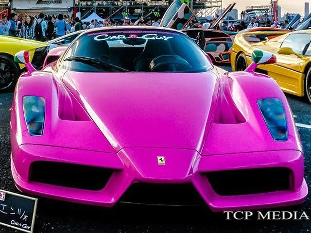 Ferrari Has Banned This Color From Its Lineup   CarBuzz