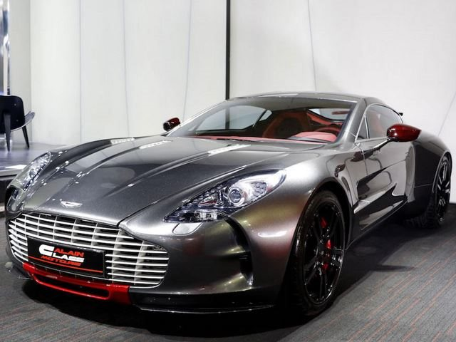 The One-77 Is Still The Most Expensive Aston Martin On The Market ...