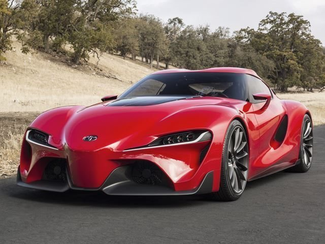 Turns Out Toyotau0027s New Sports Car Might Not Be Called The Supra ...