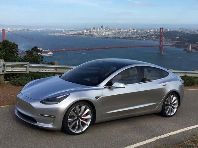Not Surprisingly Tesla Model Production Fell Short Again CarBuzz - Automobil tesla