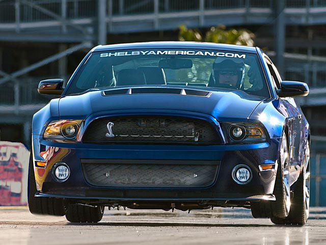 Shelby Unveils 1,000HP Mustang Super Snake Ahead of New York - CarBuzz