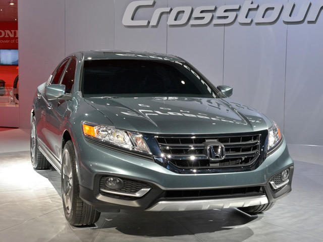 2013 Honda Crosstour Concept Takes A Bow In The Big Apple Carbuzz