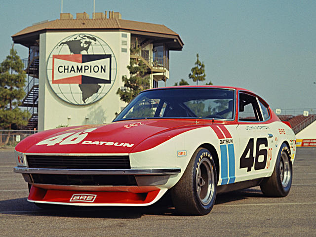 Japanese Sports Cars Part The Datsun Z CarBuzz - Japanese sports cars