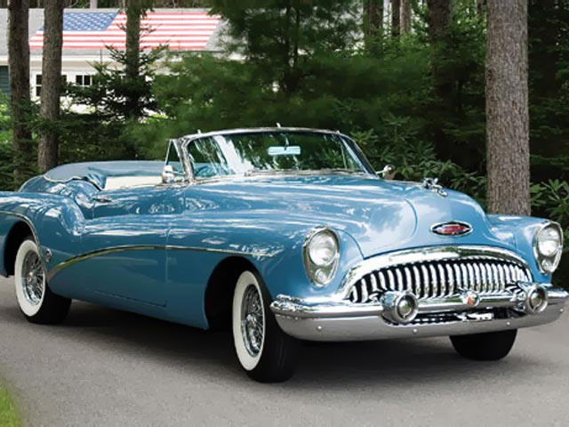 Rare 1953 Buick Skylark Convertible Up For Auction Carbuzz